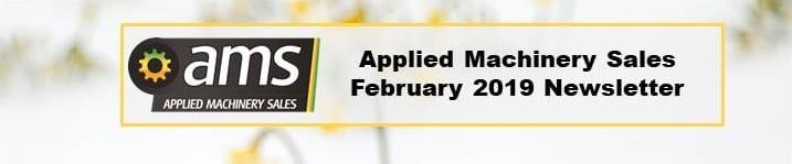 AMS Feb 2019 Newsletter