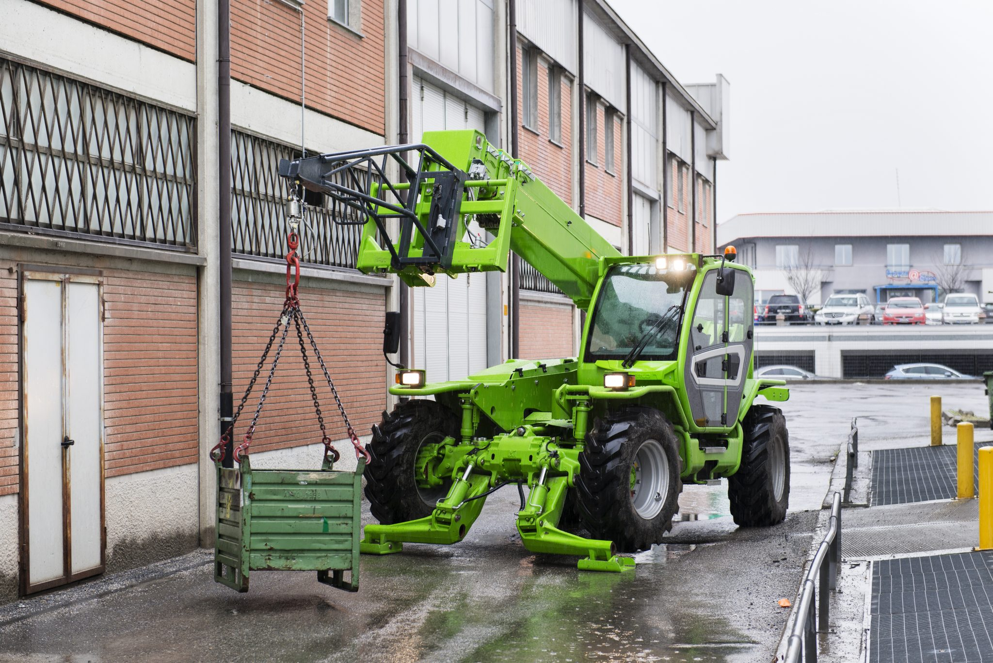 Merlo_p50.18Plus with Stabilizers