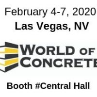 AMS at World of Concrete 2020