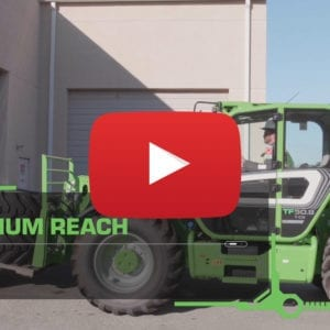 Merlo TF50.8 T Video