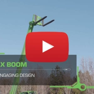 Merlo P120.10 HM Video