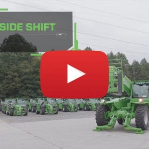 Merlo P50.18 Plus Video