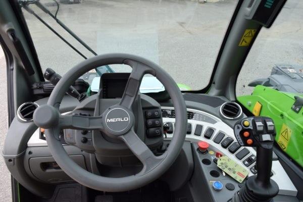 MF34.7 Dashboard