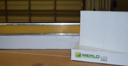 Merlo Cabin Air Filters